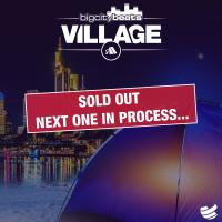 """Das BigCityBeats Village """"sold out"""" innerhalb von 3 Stunden"""
