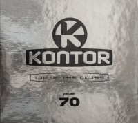 Various Artists ''Kontor – Top Of The Clubs Vol. 70""