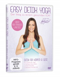 Easy Detox Yoga - Kate Hall DVD