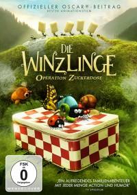 DIE WINZLINGE – OPERATION ZUCKERDOSE - DVD