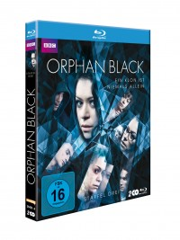 Orphan Black - Staffel 3