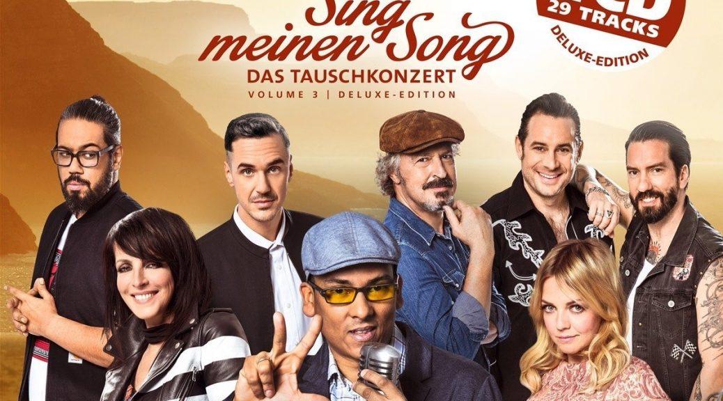 """""""Sing meinen Song - Das Tauschkonzert"""" Volume 3"""