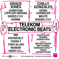 Telekom Electronic Beats Festival in Koeln