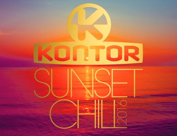 VARIOUS ARTISTS – KONTOR SUNSET CHILL 2016 DER SOUNDTRACK DEINES SOMMERS!