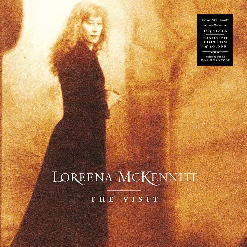 Loreena McKennitt - The Visit 25th Anniversary Ltd Edition Vinyl ab 24. Juni
