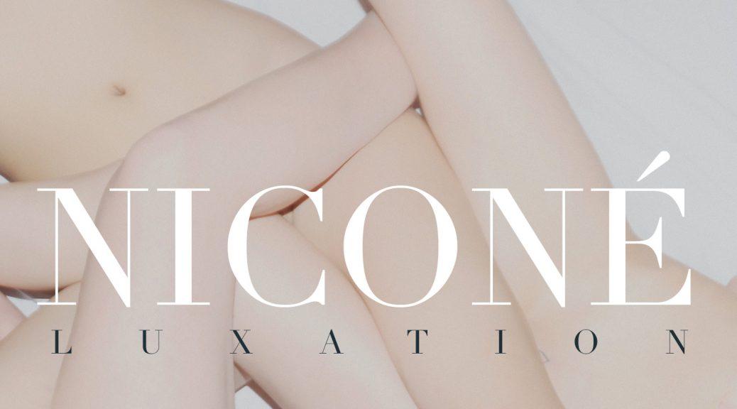 Niconé - Luxation (17.06.16 / Katermukke ) abwechslungsreiches, atmosphärisches, smartes und mitreißendes Club-Album mit Features von u.a. Aquarius Heaven, Abby, Sascha Braemer, Ivy.