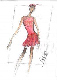 Rubies - Skizzen Designer Lorenzo Caprile