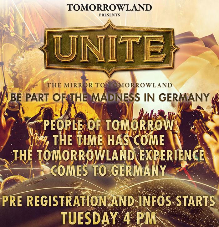 tomorrow in german