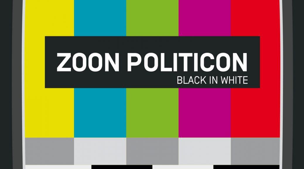 """Neues ZOON POLITICON Album nach 18 Jahren! """"Black In White"""" erscheint am 03.06.2016!"""