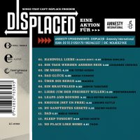 DISPLACED Vol.2 – Songs that can't replace freedom Trackliste