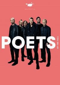 "Alternative-Rock aus Finnland - Poets of the Fall stellen neue CD ""Clearview"" auf Tournee vor!"