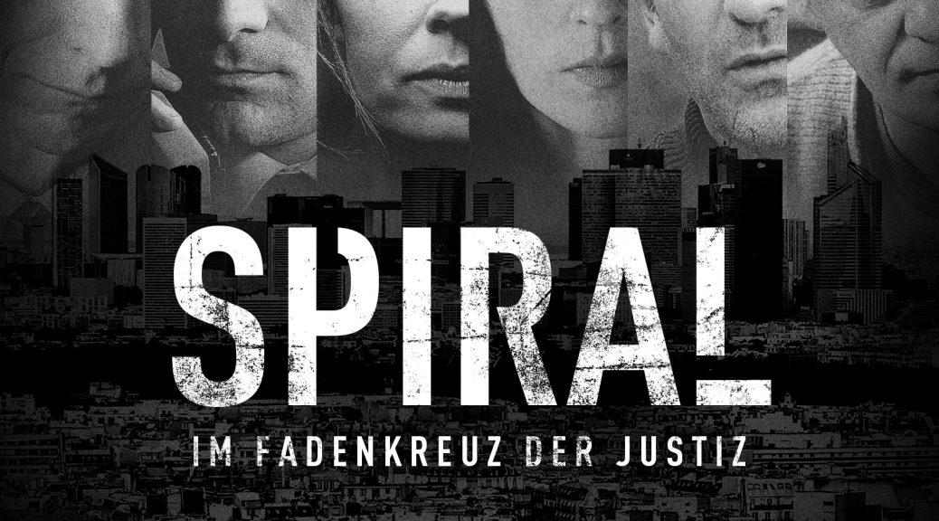 Spiral - Die kompletten Staffeln 1 + 2 [Standard-Definition auf Blu-ray Disc]