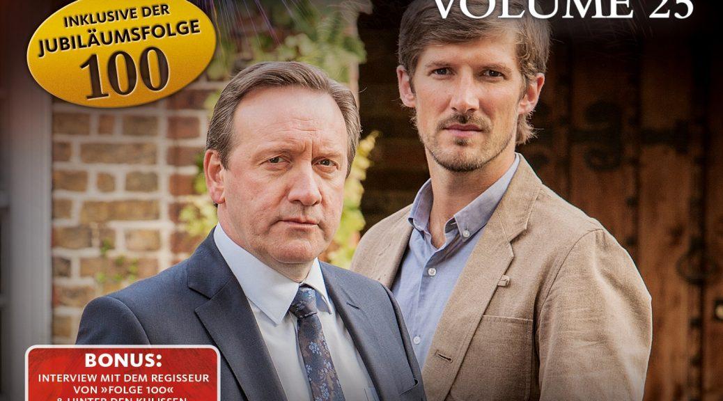 Mörderisches Jubiläum: Inspector Barnaby löst seinen 100. Fall