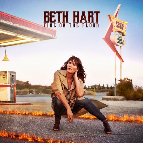 "Beth Hart - neues Album ""Fire On The Floor"""