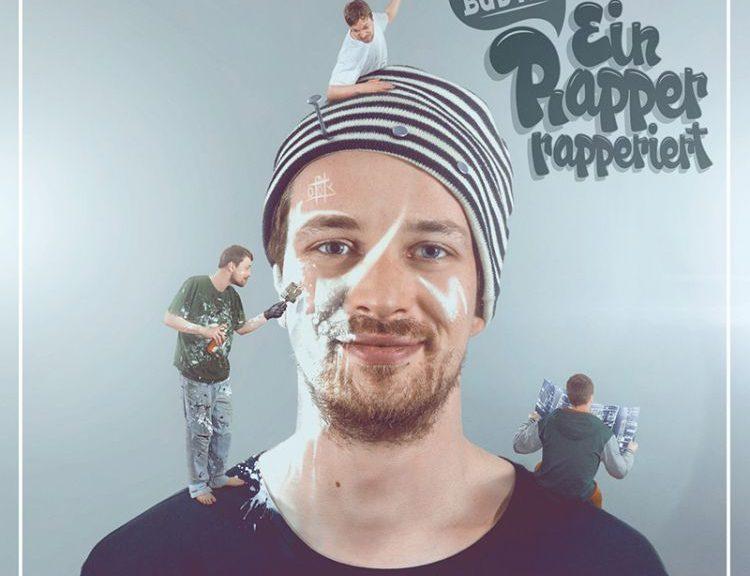 BUD MH - Ein Rapper rappiert CD