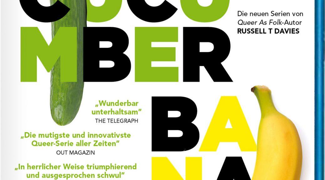 CUCUMBER & BANANA - Beide Serien im Doppelpack DVD