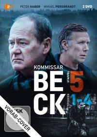 Kommissar Beck Staffel 5 – Episoden 1 - 4, VÖ: 30.09.