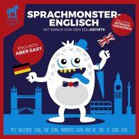 ENGLISCH LERNEN mit dem Sprachmonster – aber easy