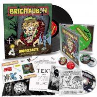 """ABSTÜRZENDE BRIEFTAUBEN - neues Album """"Doofgesagte leben länger"""" Fan Box"""