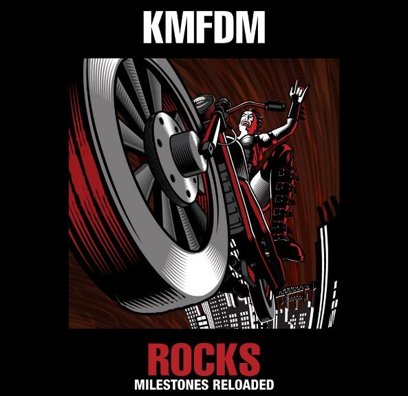 "KMFDM ""ROCKS – MILESTONES RELOADED"""