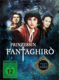 Blu-ray Disc-/DVD-Release des weltweit vielgeliebten Kult- klassikers Prinzessin Fantaghirò (5 BDs/5 DVDs)
