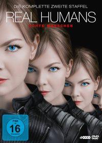 Real Humans: Echte Menschen - Die komplette zweite Staffel