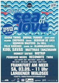 YOU FM Sea of Love