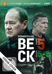Kommissar Beck Staffel 5 – Episoden 5 - 8, VÖ: 04.11.2016