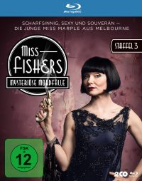 Miss Fishers mysteriöse Mordfälle - Staffel 3