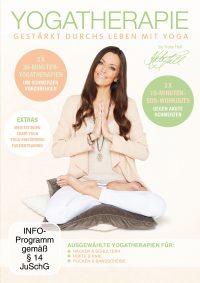 Gestärkt durchs Leben: Yogatherapie von und mit Kate Hall (DVD)