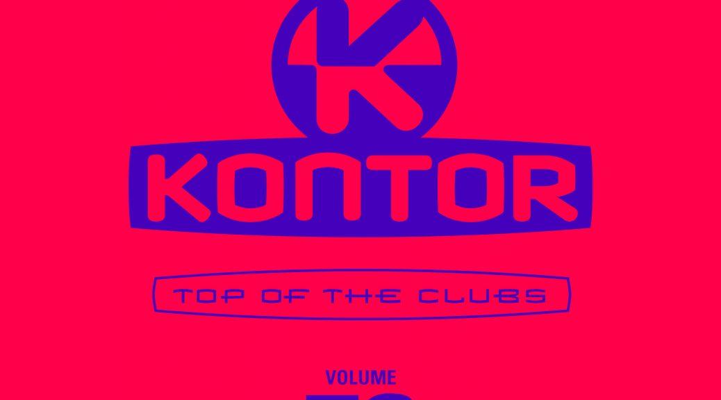 """Various Artists ''Kontor – Top Of The Clubs Vol. 72"""" Label: Kontor Records VÖ-Datum: 07.10.2016 Format: 3CD-Set & Download (Compilation)"""