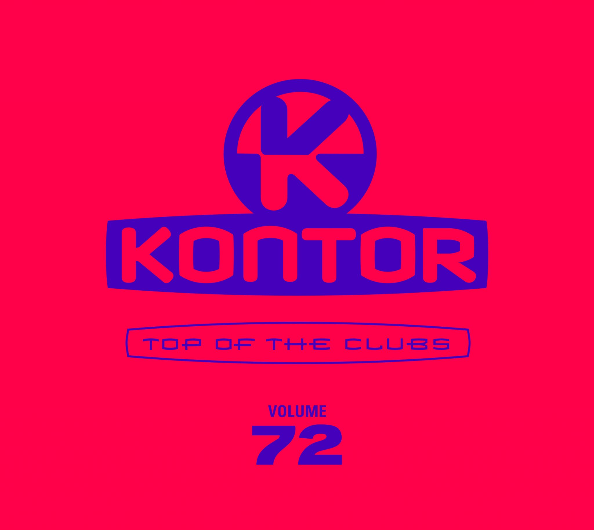 Various - Kontor - Top Of The Clubs Volume 24