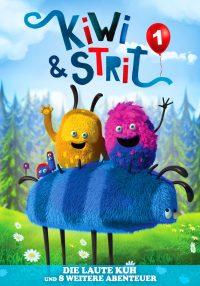 KIWI & STRIT: Skandinavische Erfolgsserie ab Januar auch in Deutschland