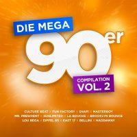 VA - DIE MEGA 90ER Vol. 2