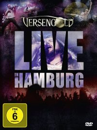 "VERSENGOLD – neue DVD ""Live in Hamburg"" ab 04. November!"