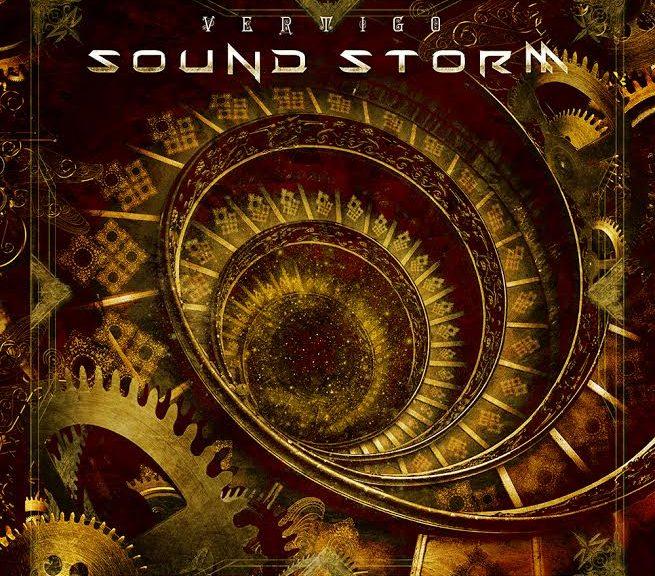Sound Storm - neues Album VERTIGO/ VÖ 02.12.2016