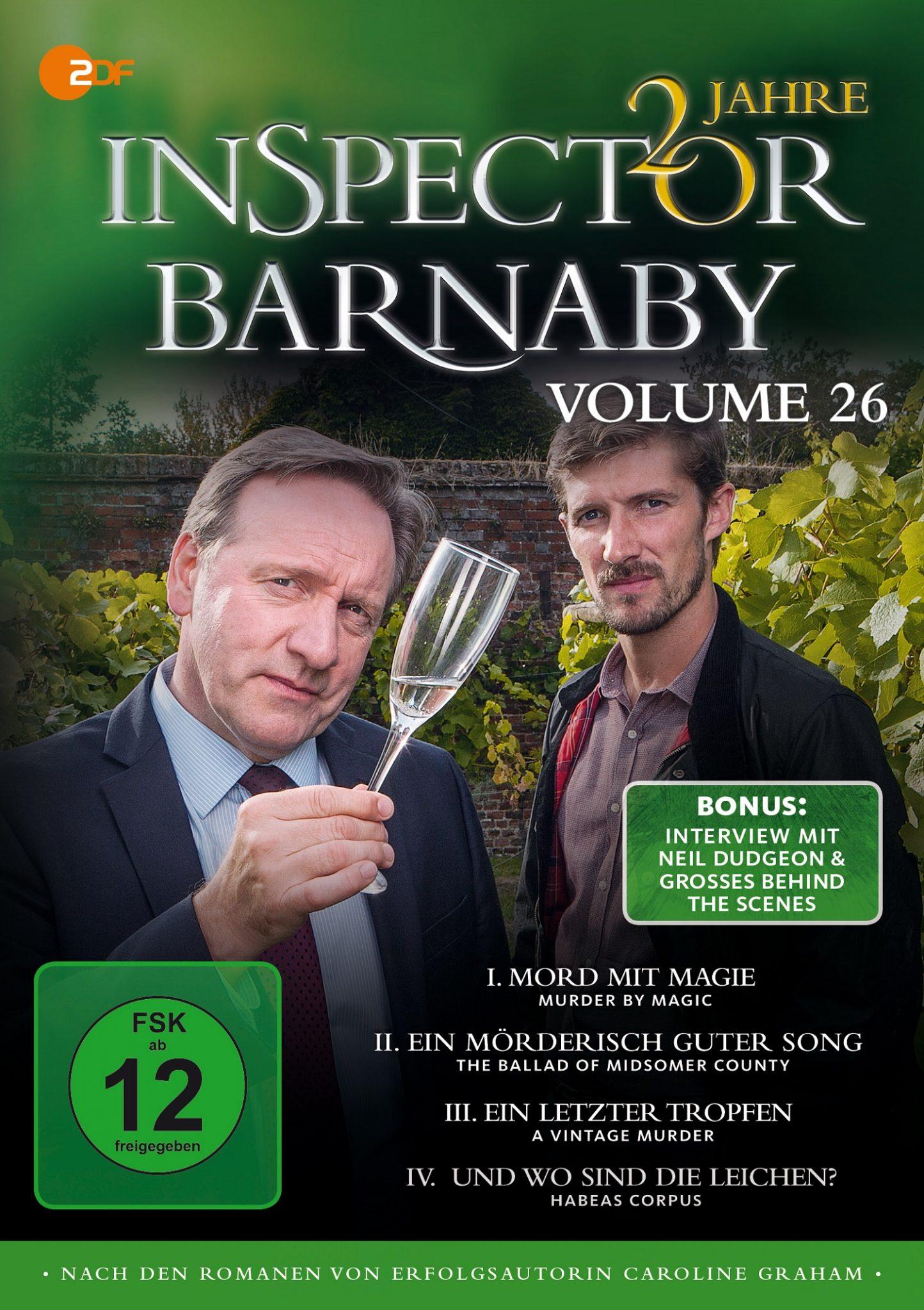 Inspector Barnaby Geisterwanderung