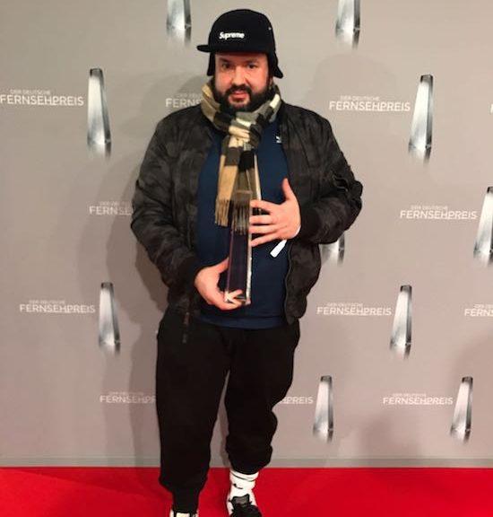 """""""Das Lachen der Anderen"""" mit Oliver Polak und Micky Beisenherz gewinnt den Deutschen Fernsehpreis"""