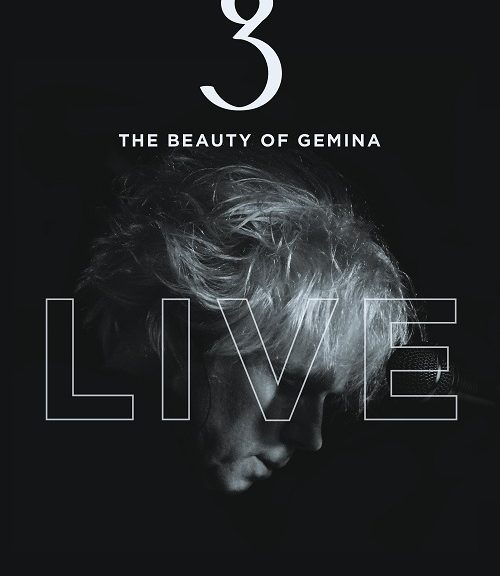 "THE BEAUTY OF GEMINA veröffentlichen am 17. März die 2CD/DVD/BluRay ""MINOR SUN – LIVE IN ZURICH"" als 2CD/DVD/BluRay!"