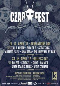 Das Czar Fest 2017 bietet zahlreiche Highlights