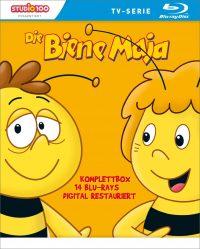 Die Biene Maja - erstmals alle 104 Episoden auf Blu-ray
