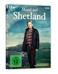 1. Staffel der britischen Krimiserie Mord auf Shetland - mit Douglas Henshall (4 DVDs; VÖ: 14.04.2017)