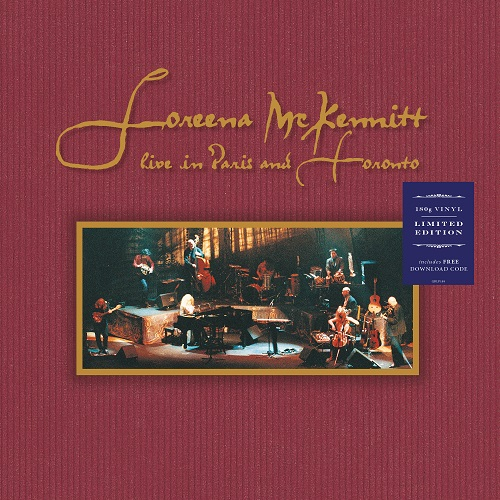 Loreena McKennitt - Live in Paris and Toronto