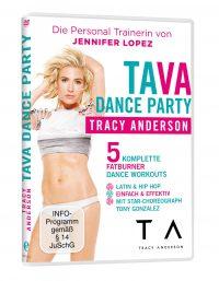 Tanz dich zu deiner Traumfigur mit Tracy Anderson und der TAVA Dance Party