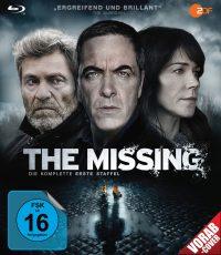 The Missing - 1. Staffel des amerikanisch-britischen Thrillers mit James Nesbitt (BD/DVD; VÖ: 21.04.2017)