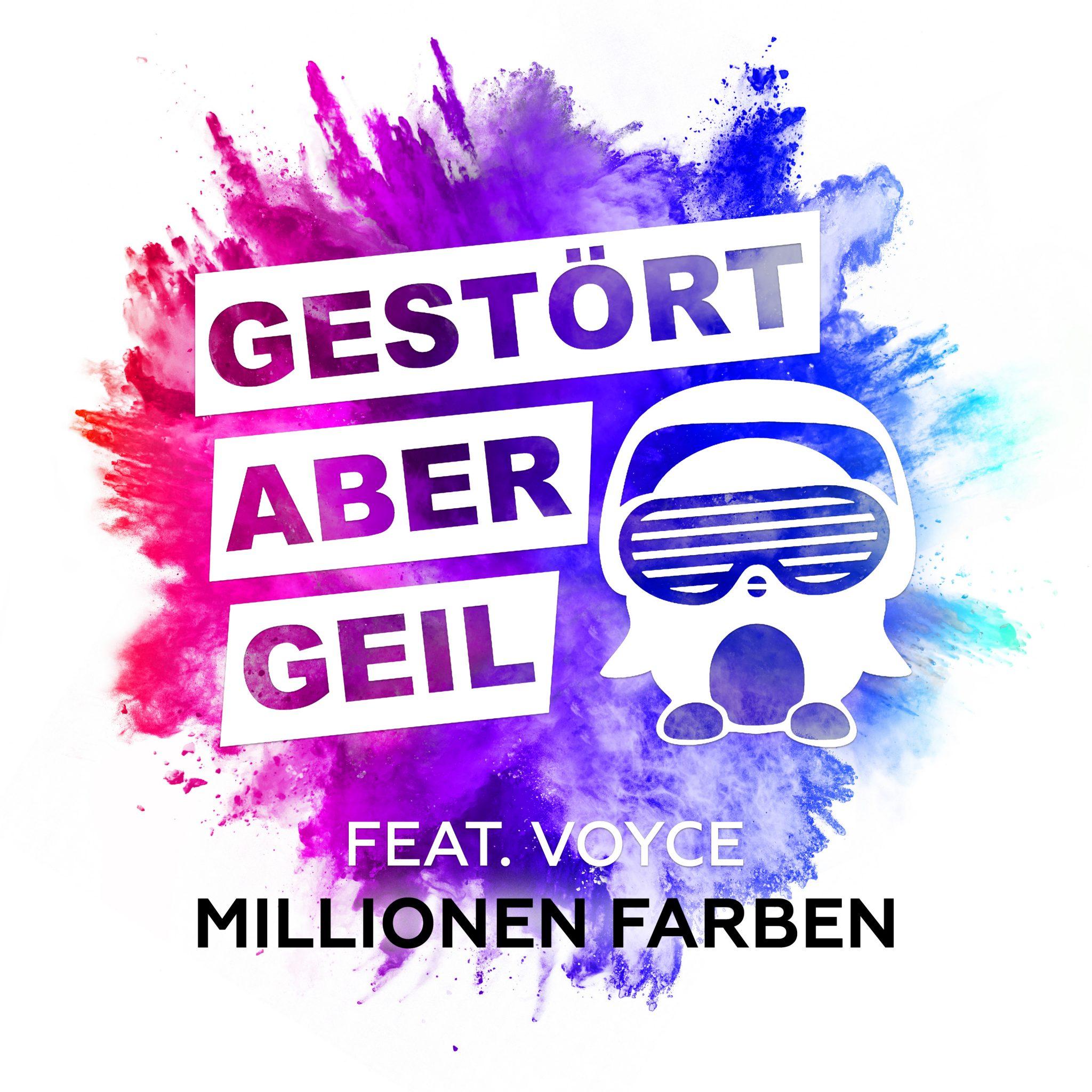 """Gestört aber GeiL  veröffentlichen erste Single aus dem im Sommer erscheinenden Album """"#Zwei"""""""