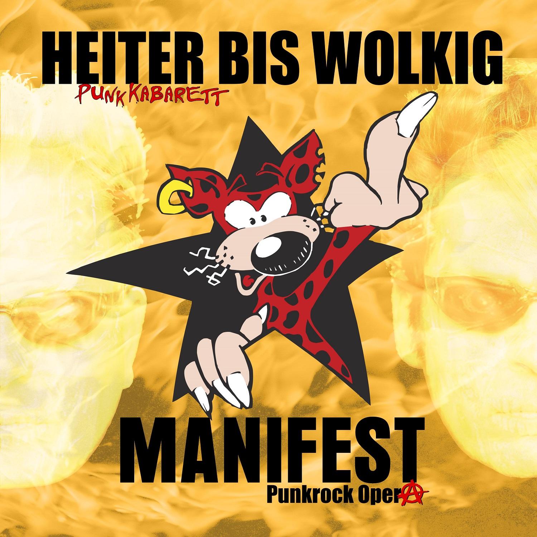 HEITER BIS WOLKIG - PUNKROCK OPER erscheint am 19.05.2017 und Releasekonzert in Köln am 27.05.2017