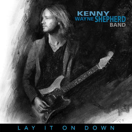 "Kenny Wayne Shepherd  - neues Album ""Lay It On Down"" am 21. Juli!"