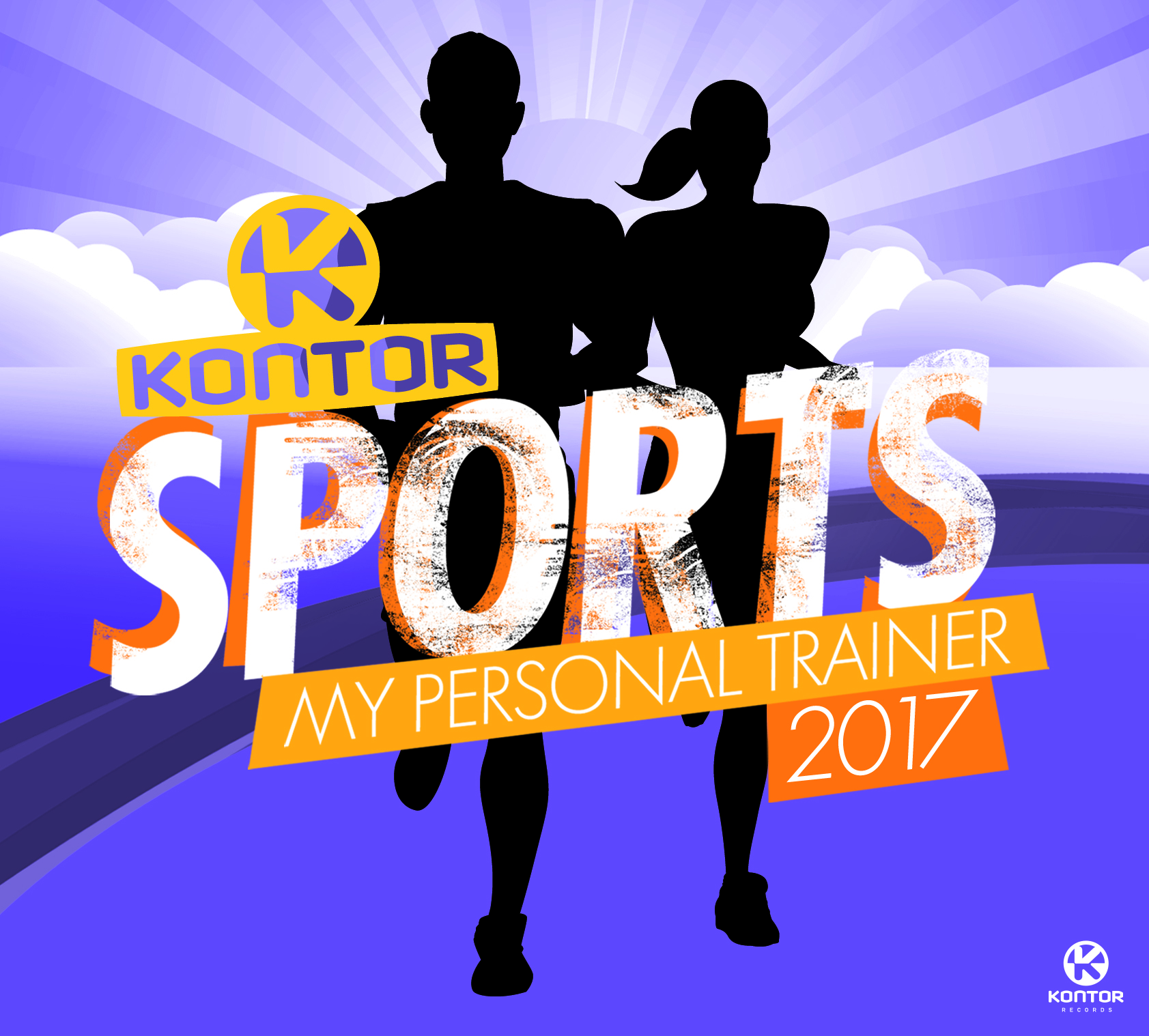 Kontor Sports 2017 - My Personal Trainer Compilation (VÖ: 12.05.2017)