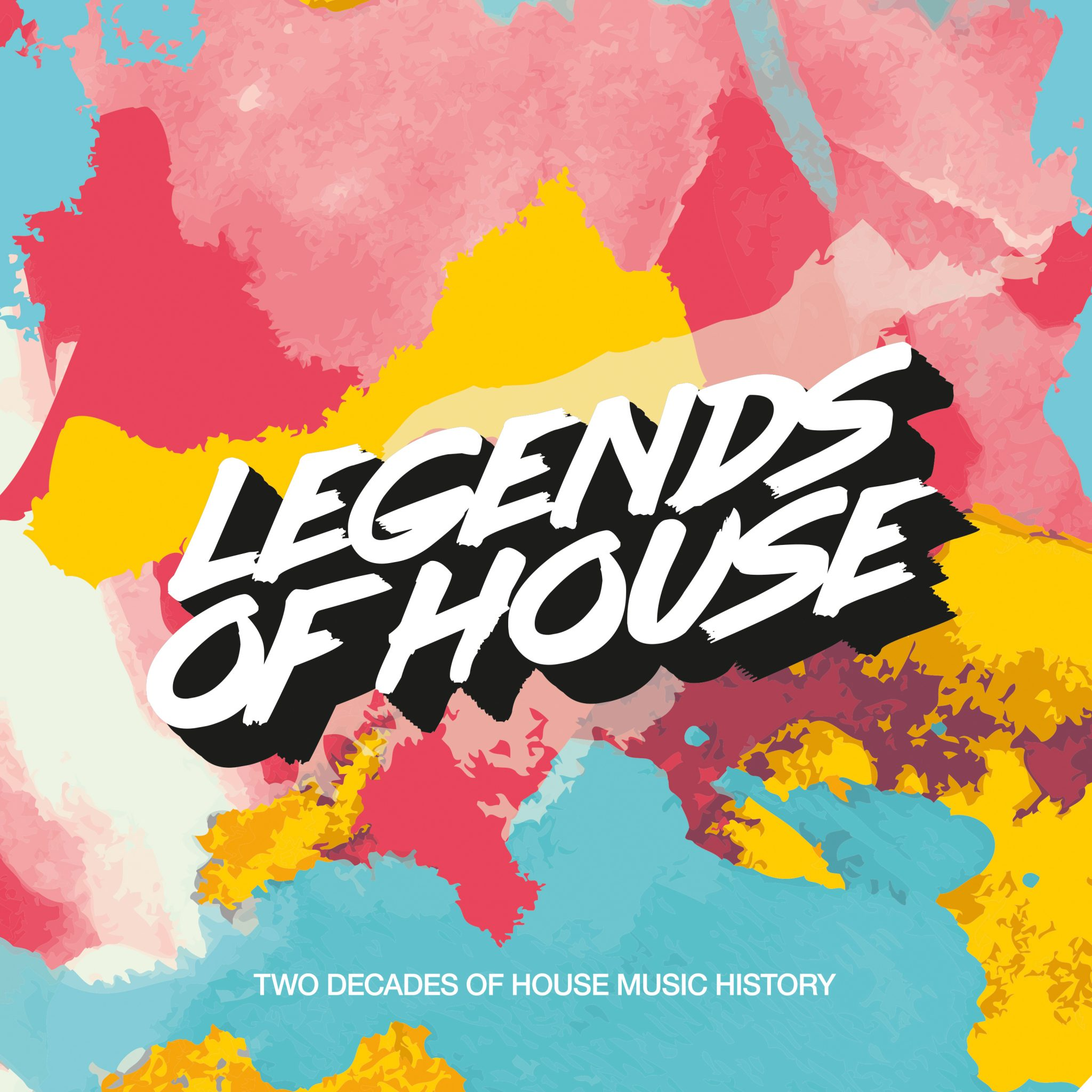 Legends of House – Compiled And Mixed by Milk & Sugar Release Date: 12.05.2017